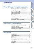 Sony MHS-TS10 - MHS-TS10 Istruzioni per l'uso Polacco - Page 7