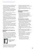 Sony MHS-PM5 - MHS-PM5 Istruzioni per l'uso Danese - Page 3