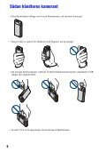 Sony MHS-PM5 - MHS-PM5 Istruzioni per l'uso Danese - Page 6