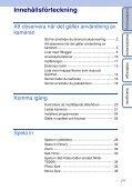 Sony MHS-TS10 - MHS-TS10 Istruzioni per l'uso Svedese - Page 7