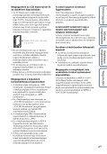 Sony MHS-TS10 - MHS-TS10 Istruzioni per l'uso Ungherese - Page 4