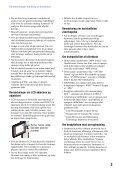 Sony MHS-CM5 - MHS-CM5 Istruzioni per l'uso Danese - Page 3
