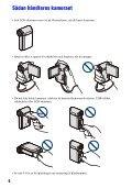 Sony MHS-CM5 - MHS-CM5 Istruzioni per l'uso Danese - Page 6