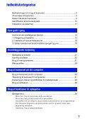 Sony MHS-CM5 - MHS-CM5 Istruzioni per l'uso Danese - Page 7