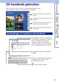 Sony MHS-FS3K - MHS-FS3K Istruzioni per l'uso Olandese - Page 2