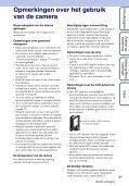 Sony MHS-FS3K - MHS-FS3K Istruzioni per l'uso Olandese - Page 3