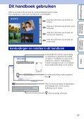 Sony MHS-TS20K - MHS-TS20K Istruzioni per l'uso Olandese - Page 2