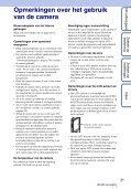 Sony MHS-TS20K - MHS-TS20K Istruzioni per l'uso Olandese - Page 3