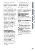 Sony MHS-FS3K - MHS-FS3K Istruzioni per l'uso Ungherese - Page 4