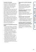 Sony MHS-FS3K - MHS-FS3K Istruzioni per l'uso Slovacco - Page 4