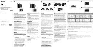 Sony SAL1855 - SAL1855 Istruzioni per l'uso Ucraino
