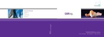 CARing. weltweit - formel d