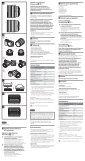 Sony SEL1018 - SEL1018 Istruzioni per l'uso Finlandese - Page 2