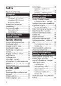 Sony DPP-F700 - DPP-F700 Istruzioni per l'uso Croato - Page 6