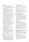 Sony DCR-SX73E - DCR-SX73E Istruzioni per l'uso Portoghese - Page 3