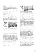 Sony DCR-SX73E - DCR-SX73E Istruzioni per l'uso Croato - Page 3