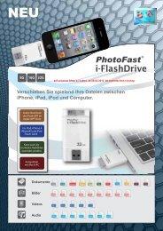 Verschieben Sie spielend Ihre Dateien zwischen iPhone, iPad, iPod ...