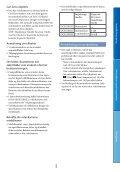 Sony DCR-SX45E - DCR-SX45E Istruzioni per l'uso Svedese - Page 5