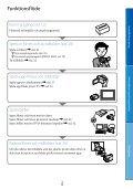 Sony DCR-SX45E - DCR-SX45E Istruzioni per l'uso Svedese - Page 6