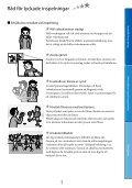 Sony DCR-SX45E - DCR-SX45E Istruzioni per l'uso Svedese - Page 7