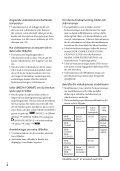 Sony HDR-XR350E - HDR-XR350E Istruzioni per l'uso Svedese - Page 4