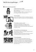 Sony HDR-XR350E - HDR-XR350E Istruzioni per l'uso Svedese - Page 7