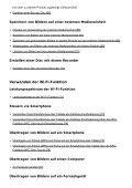 Sony HDR-CX900E - HDR-CX900E Guida (Versione stampabile) Tedesco - Page 5