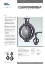 Resilient seated butterfly valves with valve body and disc in high ...