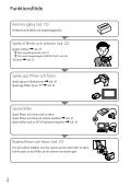 Sony DCR-SX15E - DCR-SX15E Istruzioni per l'uso Svedese - Page 6