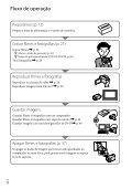 Sony DCR-SX53E - DCR-SX53E Istruzioni per l'uso Portoghese - Page 6