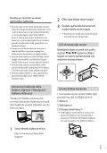 Sony HDR-PJ220E - HDR-PJ220E Istruzioni per l'uso Turco - Page 5