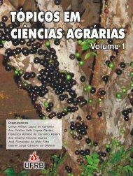 Livro Topicos em Ciencias Agrarias