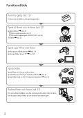 Sony DCR-SR20E - DCR-SR20E Istruzioni per l'uso Svedese - Page 6