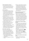 Sony HDR-CX350E - HDR-CX350E Istruzioni per l'uso Portoghese - Page 3