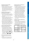 Sony HDR-CX130E - HDR-CX130E Istruzioni per l'uso Portoghese - Page 5