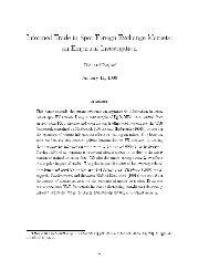 Informed Trade in Spot Foreign Exchange Markets: an Empirical ...
