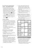 Sony HDR-CX116E - HDR-CX116E Istruzioni per l'uso Danese - Page 4