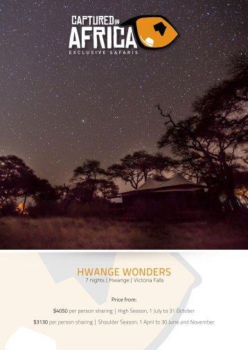 Hwange Wonders