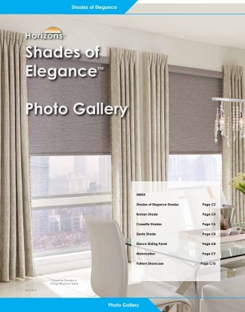 Shades Of Elegance Photo Gallery