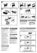 Sony CDX-GT730UI - CDX-GT730UI Guida di configurazione rapid Slovacco - Page 2