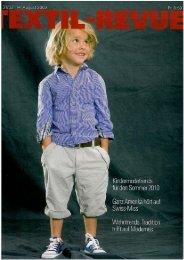 Kindermodetrends für den Sommer 201
