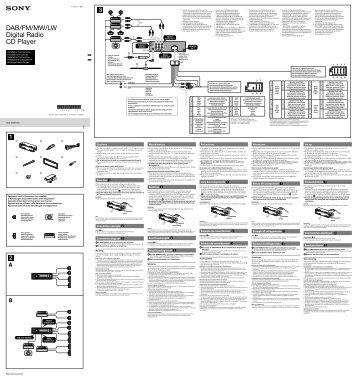 sony cdx dab700u cdx dab700u guida di installazione italiano?quality\\\\\\\=85 sony cdx gt320mp wiring diagram gandul 45 77 79 119 sony cdx gt640ui wiring diagram at bayanpartner.co