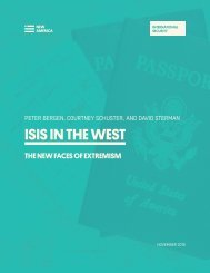 ISIS IN THE WEST
