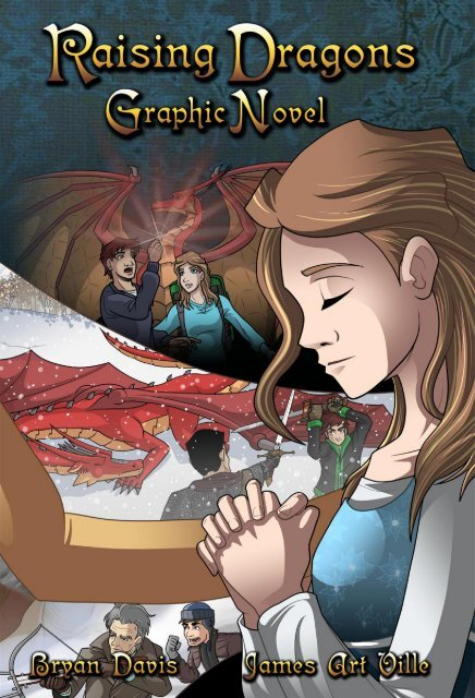 Raising Dragons Graphic Novel Preview