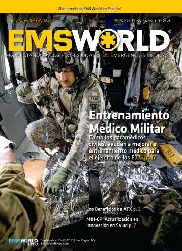 Entrenamiento Médico Militar