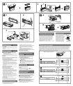 Sony DSX-A30 - DSX-A30 Guida di installazione Slovacco - Page 2