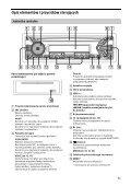 Sony MEX-XB100BT - MEX-XB100BT Istruzioni per l'uso Polacco - Page 5