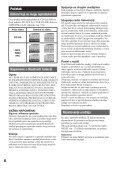 Sony MEX-BT3800U - MEX-BT3800U Istruzioni per l'uso Serbo - Page 6