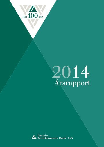 AArsrapport_2014_Danske_Andelskassers_Bank