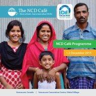 The NCD Café